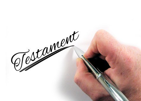 Testament, Hand, Write, Pen, Paper, Letters, Will