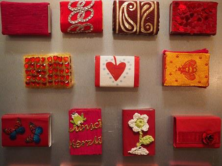 Wedding Gift, Gift Ideas, Do It Yourself, Match Boxes