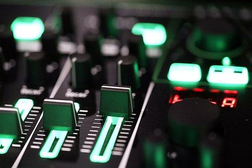 Music, Technology, Knobs, Radio, Musical