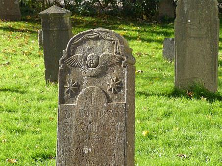 Cemetery, Grave, Tombstone, Old Cemetery, Stone