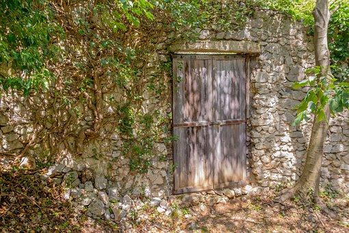 Door, Goal, Wood, Shadow, Input, Portal, Old Door, Wall