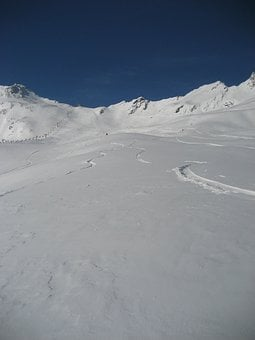 Sölden, Winter, Winter Sports, Snowboard, Ski, Mountain