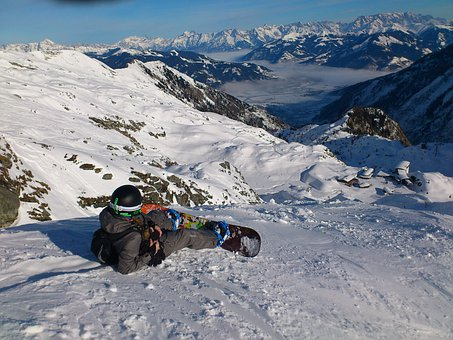 Snowboard, Sport, Snowboarders, Snow, Winter, Cold