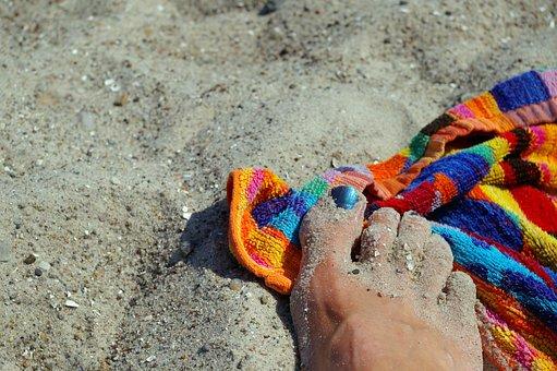 Summer, Sun, Beach, Sea, Beach Sand, Vacations