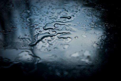 Rain, Drip, Water, Nature, Macro, Window, Raindrop, Wet