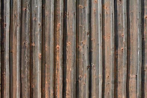 Texture, Wood Grain, Battens, Weathered, Washed Off