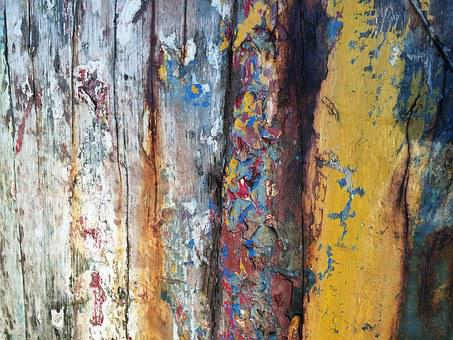 Color, Wood, Old Paint, Old, Structure, Texture, Weave