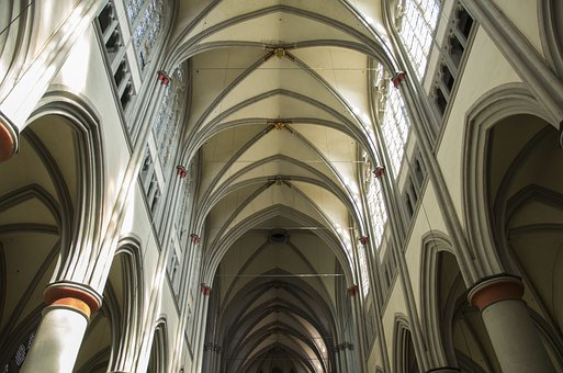 Religion, Church, Architecture, Middle Ages, Christian