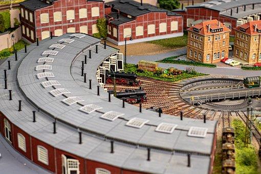 The Home Depot, Model Railway, Bonn Station