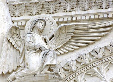 Statue, Church, Religion, Catholic, Sculpture, Holy