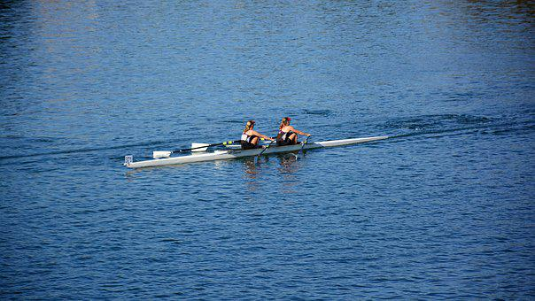 Sports, Foster City, Rowing, Regatta, Race, Competition