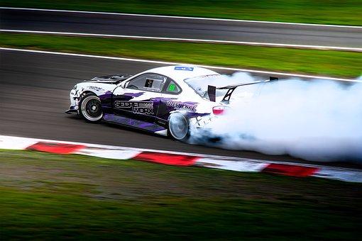 Nissan Silvia S15, Drifting, Car, Oulton Park