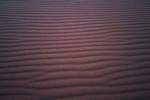 Desert, Sand, Nature, Dry, Hot, Sahara, Dune, Arid