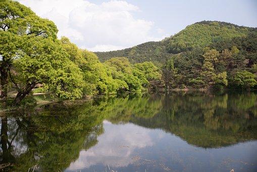 Korea, Gyeongsangbuk-do, Inflection Not, Landscape