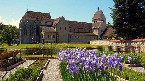 Monastery, Monastery Garden, Historically, Christianity