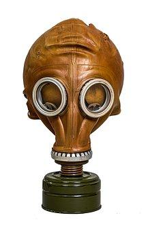 Gas, Gas Mask, Mask