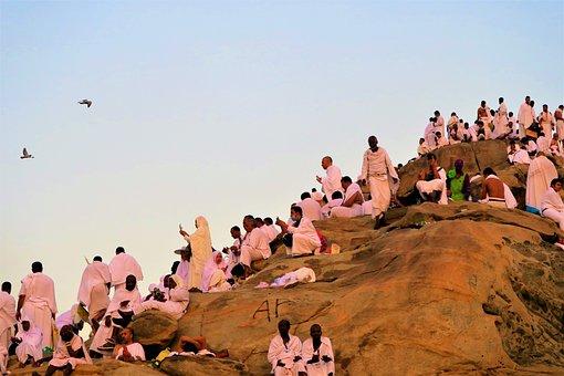 The Pilgrim's Guide, Religion, Faith, Islam, Arafat