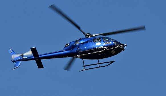 Helicopter, Aircraft, Flight, Rotor, Propeller