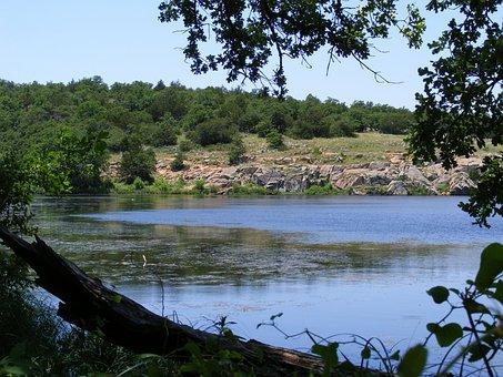 Treasure Lake, Wichita Mountains, Oklahoma