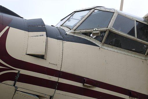 Antonov, An-2, Biplane, Plane, Aeroplane, Airplane