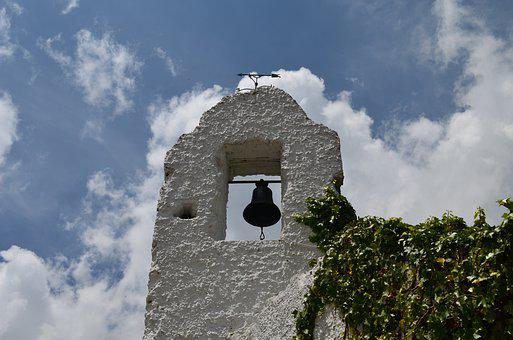 Tower, Campaign, Clouds, Sky, Bell Tower, Architecture