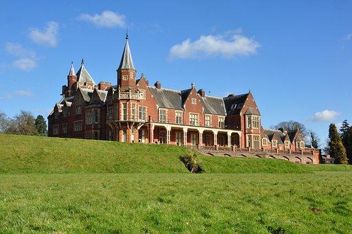 Bulstode, Castle, United Kingdom, Architecture