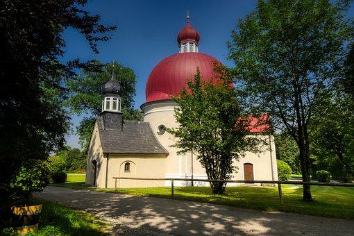Chapel, Church, Religion, God, Christianity, Monastery