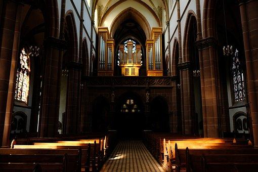 Church, Christianity, Architecture, Faith, Christ
