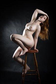 Nude, Model, Woman, Naked, Elegance, Beauty, Sensual