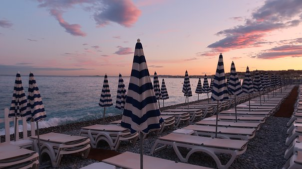 Nice, France, Mediterranean, Sea, Holiday, Provence