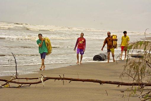 Sea, Ocean, Beach, Water, Sunset, Summer, Vacation, Sky