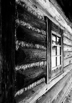 Window, Wood, House, Old, Architecture