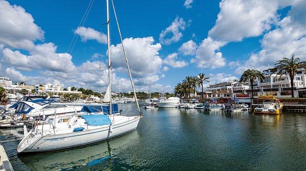 Spain, Mallorca, Cala D'or, Balearic Islands, Vacations