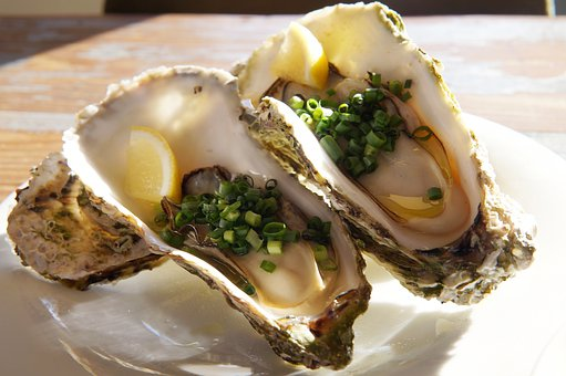 Oyster, Food, Raw Oysters, Seafood, Cuisine, Sea Food