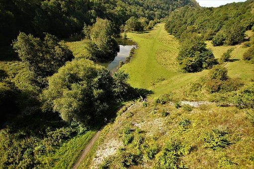 Landscape, Hills, Hiking, Calm, Beautiful, Tourism