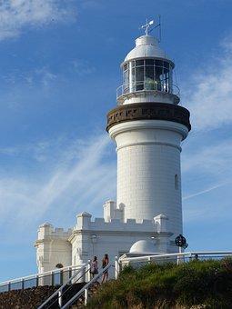 Lighthouse, Safety, Maritime, Ocean, Building