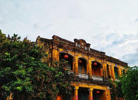Hoi An Town, Vietnam, Brigth, Central Vietnam