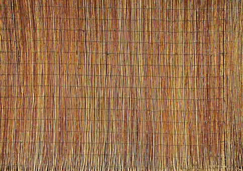 Straw, Cane, Decor, Texture, Surface, Vintage, Wall