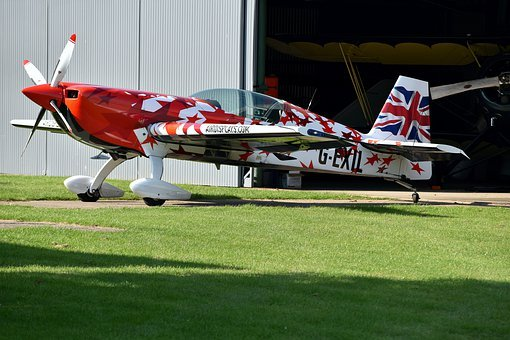 Aircraft, Old And New, Aerobatic, Machine, Flying