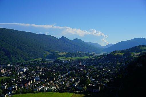 Valley, Switzerland, Landscape, Balsthal