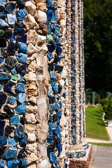 Castle, Pillar, Historically, Bayreuth, Hermitage