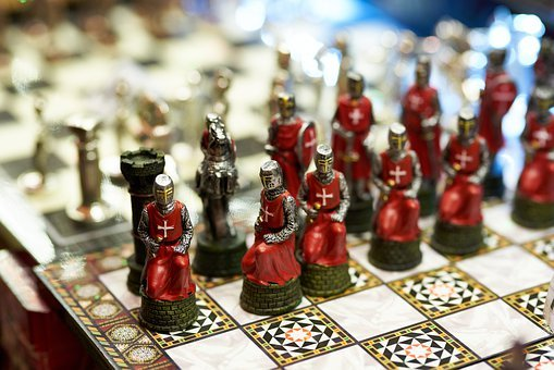 Chess, Game, Mind, Strategy, Play, Power, Solution