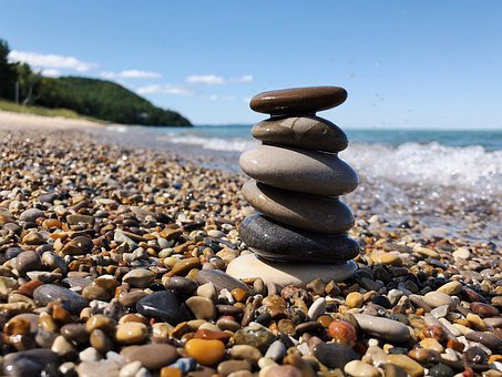 Rock, Rock Balance, Zen, Nature, Relaxation, Stones