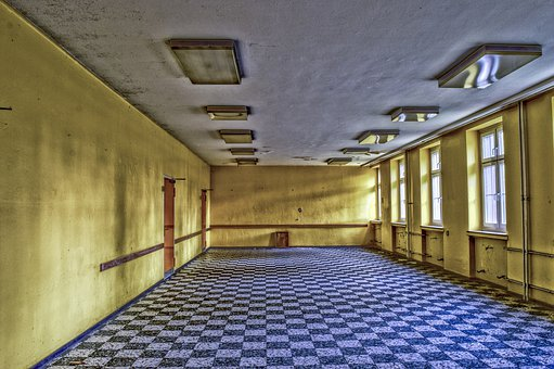 Lost Places, Space, Room, Pforphoto, Abandoned, Lapsed
