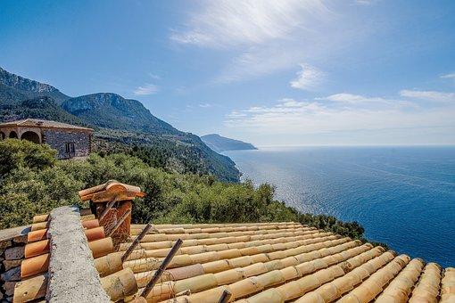 Spain, Mallorca, Balearic Islands, Vacations, Water