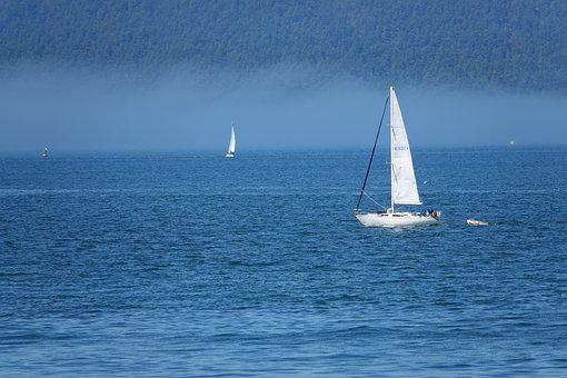 Sail, Boat, Bay, Sailing, Nautical, Vessel, Boating