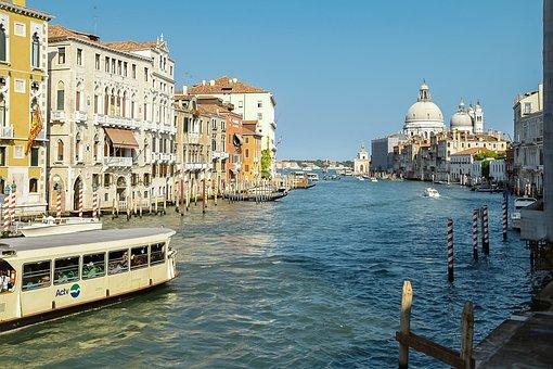 Venice, Italy, Architecture, Travel, City, Tourism