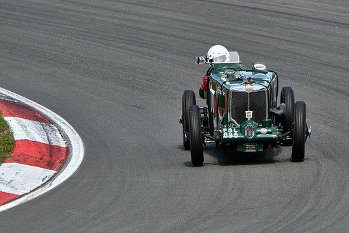 Racing Car, Formula, Historically, Nürburgring, Classic