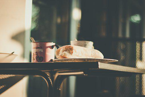 Coffee, Tea, Cup, Beverage, Hot, Glass, Breakfast