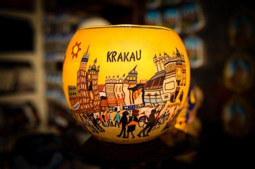 Krakow, Poland, City, Historically, Polish, Downtown